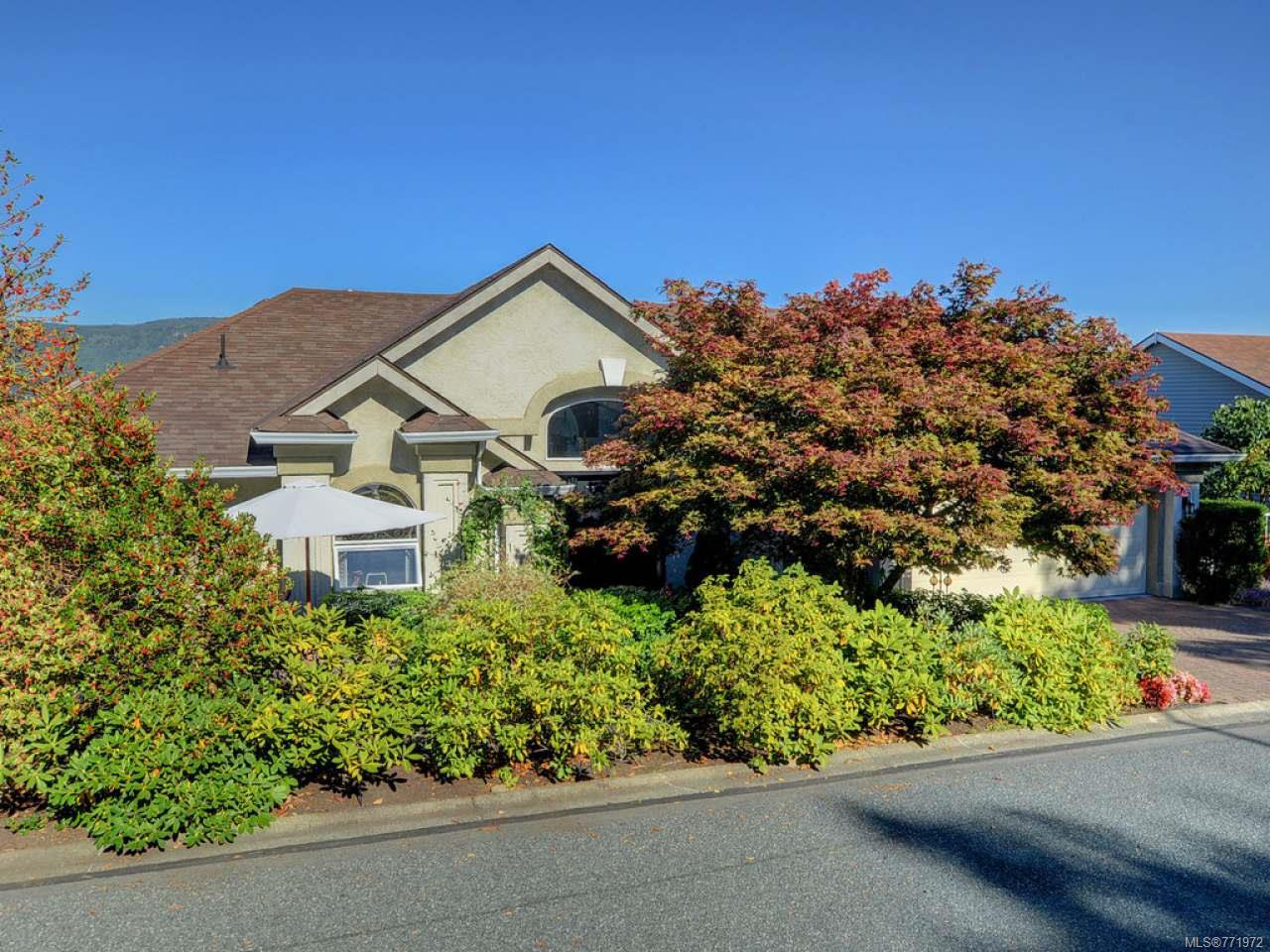 Main Photo: 3653 Summit Pl in COBBLE HILL: ML Cobble Hill House for sale (Malahat & Area)  : MLS®# 771972