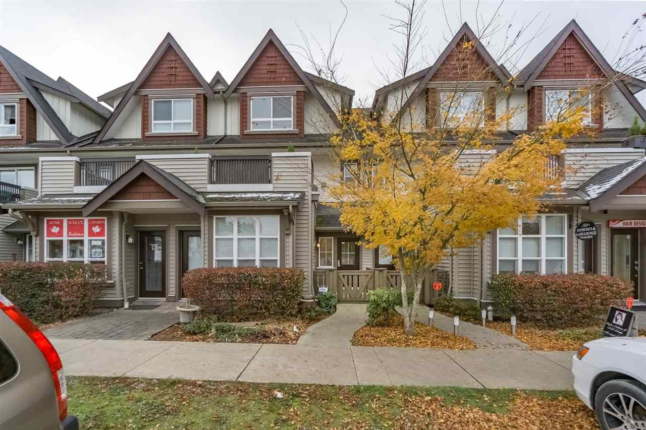 "Main Photo: 52 7155 189 Street in Surrey: Clayton Townhouse for sale in ""BACARA"" (Cloverdale)  : MLS®# R2219977"