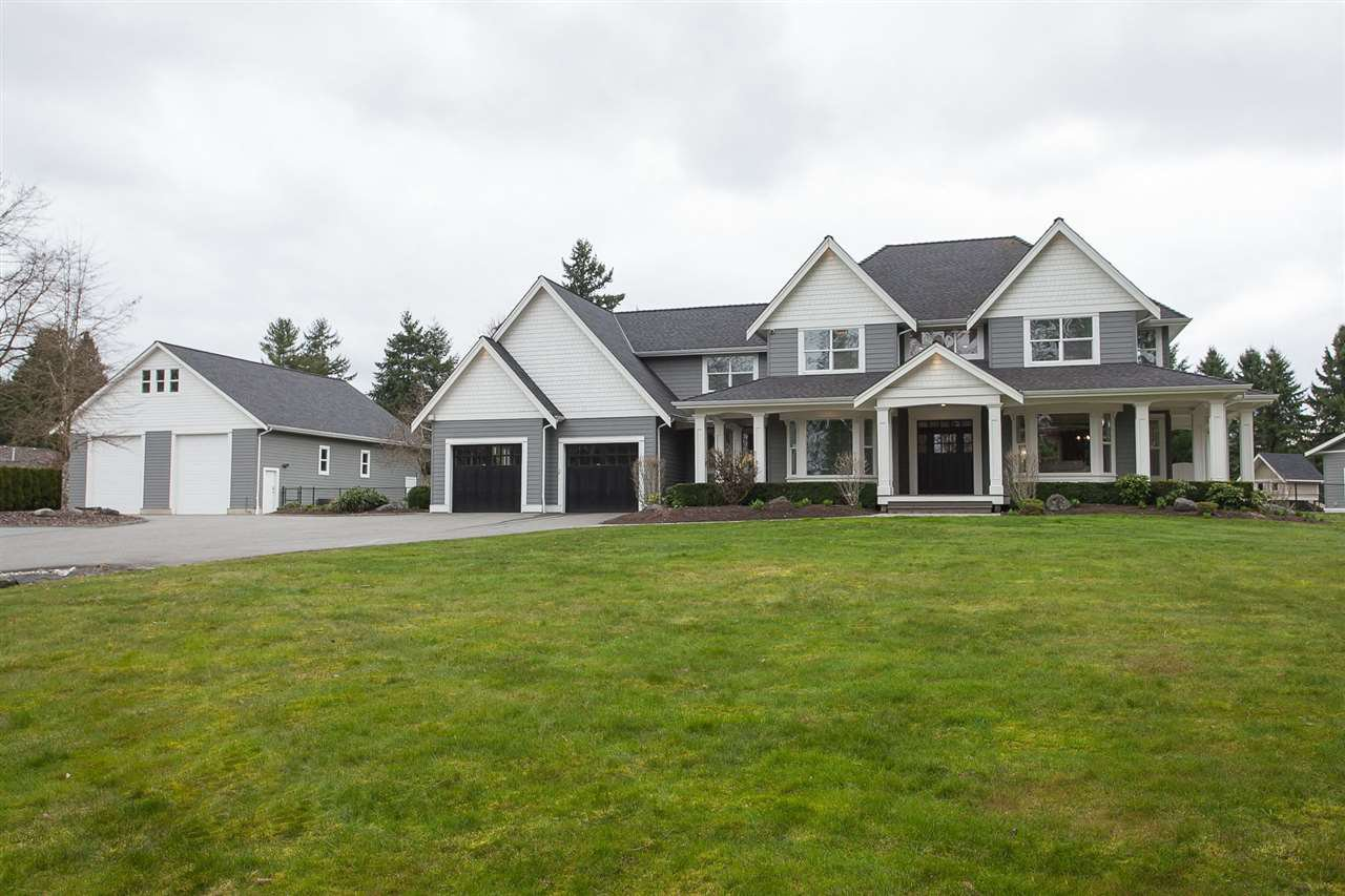 """Main Photo: 6726 238 Street in Langley: Salmon River House for sale in """"Williams Park"""" : MLS®# R2249683"""