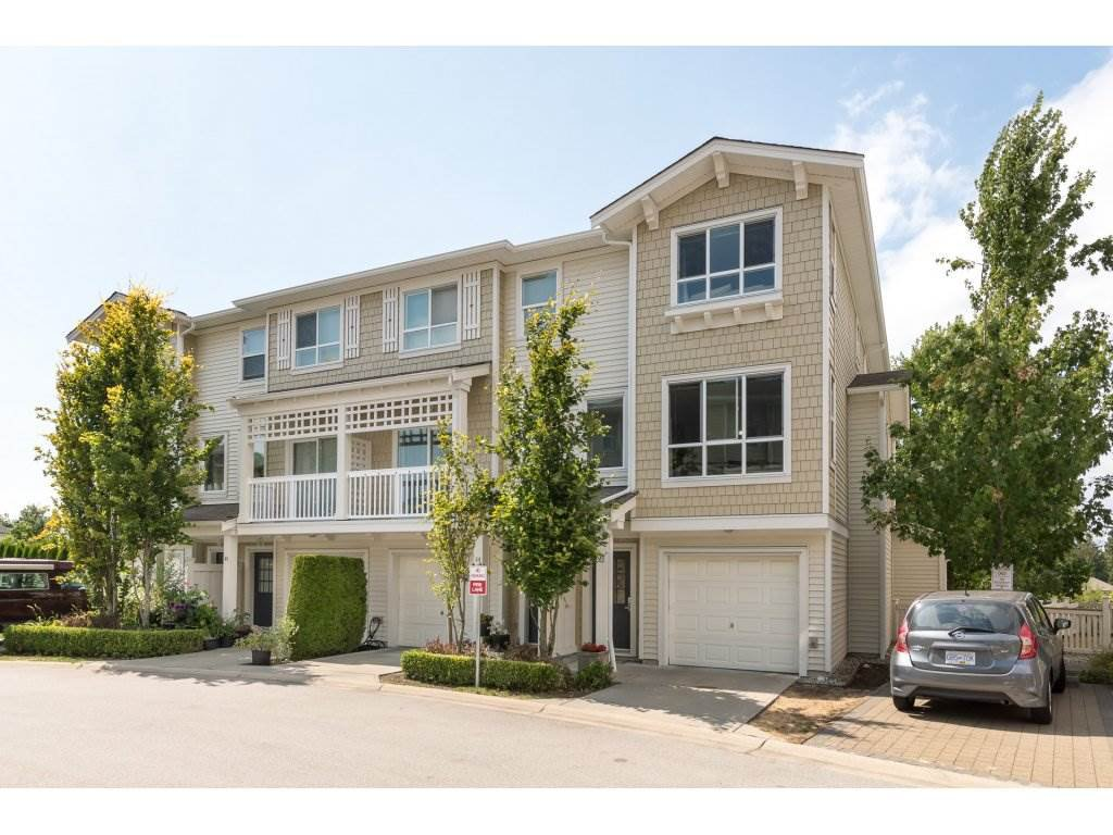 Main Photo: 43 8355 DELSOM Way in Delta: Nordel Townhouse for sale (N. Delta)  : MLS®# R2294504
