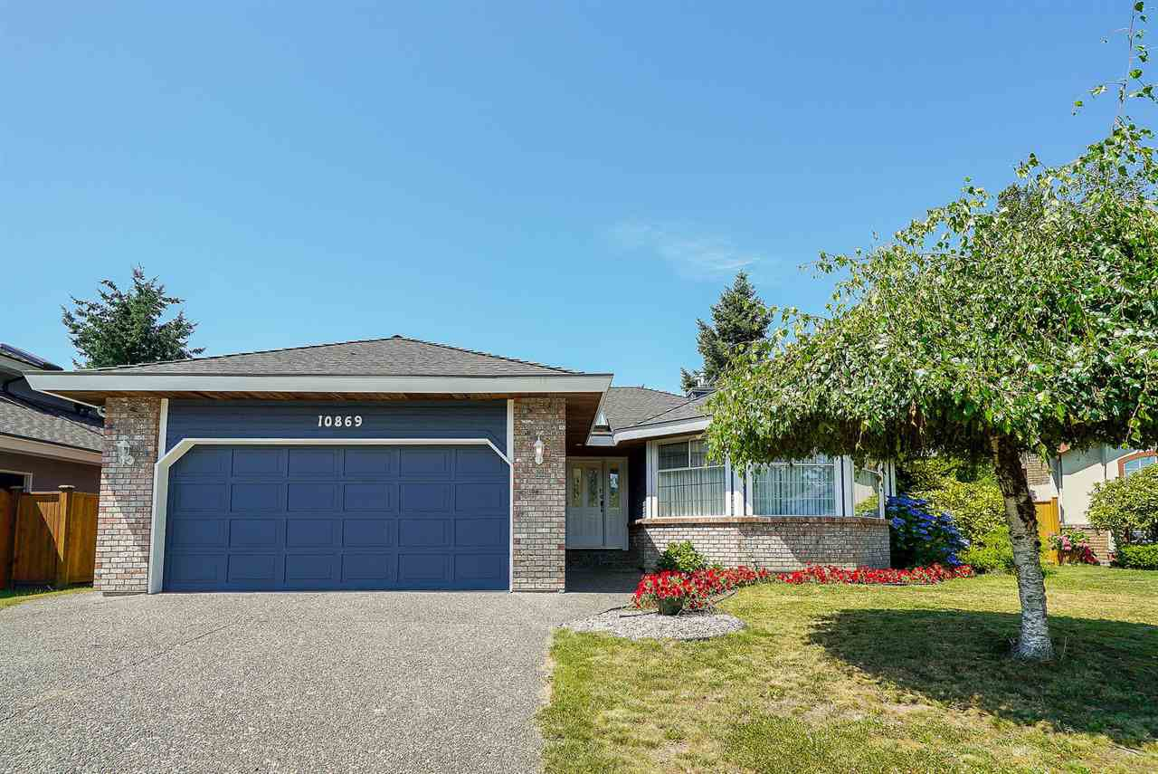 """Main Photo: 10869 162B Street in Surrey: Fraser Heights House for sale in """"Pineridge"""" (North Surrey)  : MLS®# R2314912"""