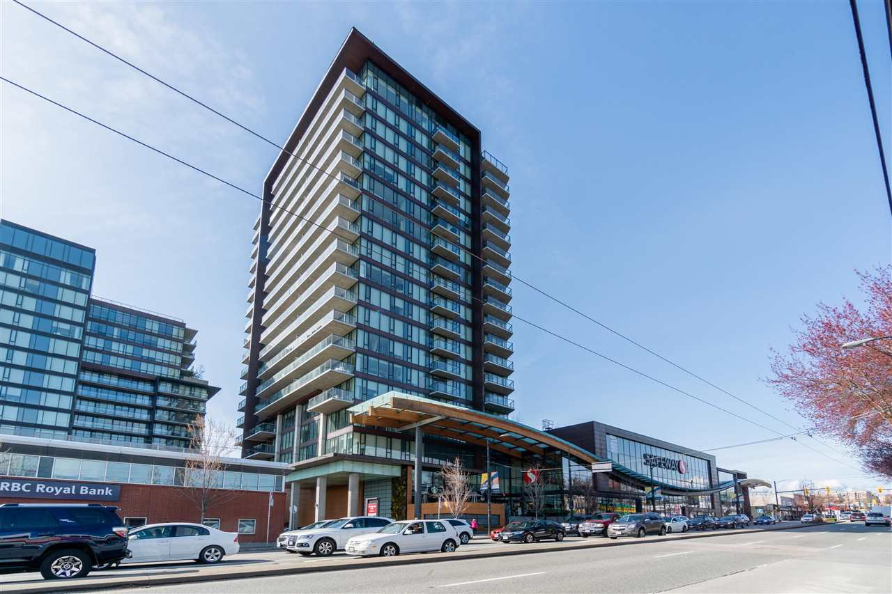 Main Photo: 1708 8555 GRANVILLE Street in Vancouver: S.W. Marine Condo for sale (Vancouver West)  : MLS®# R2326252