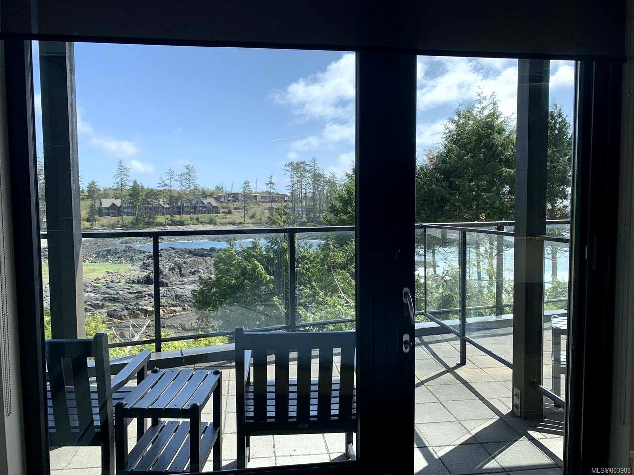 Main Photo: 208 596 Marine Dr in UCLUELET: PA Ucluelet Condo for sale (Port Alberni)  : MLS®# 803988
