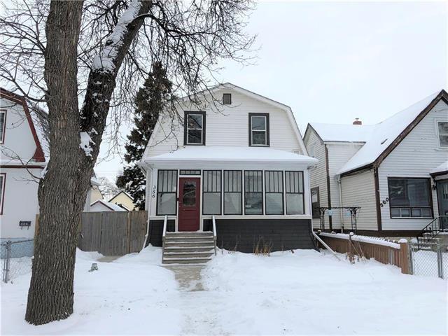 Main Photo: 356 Atlantic Avenue in Winnipeg: Residential for sale (4C)  : MLS®# 1901910