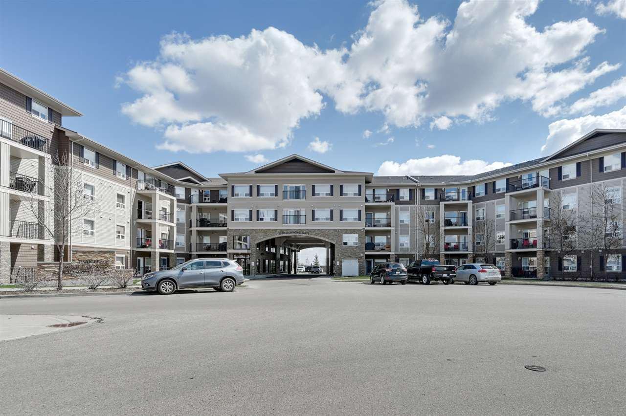 Main Photo: 240 1520 HAMMOND Gate in Edmonton: Zone 58 Condo for sale : MLS®# E4156114