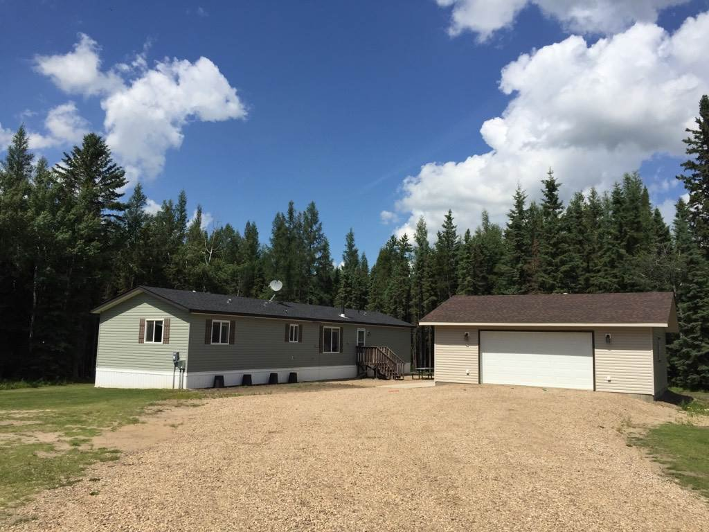 Main Photo: 24016 TWP RD 592: Rural Westlock County House for sale : MLS®# E4166624