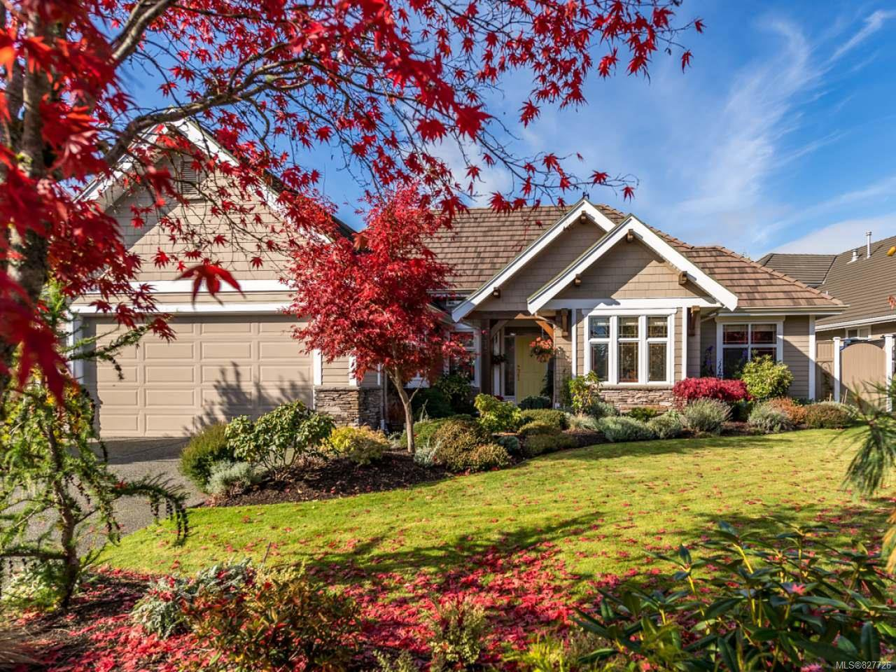 Main Photo: 3240 Majestic Dr in COURTENAY: CV Crown Isle House for sale (Comox Valley)  : MLS®# 827726