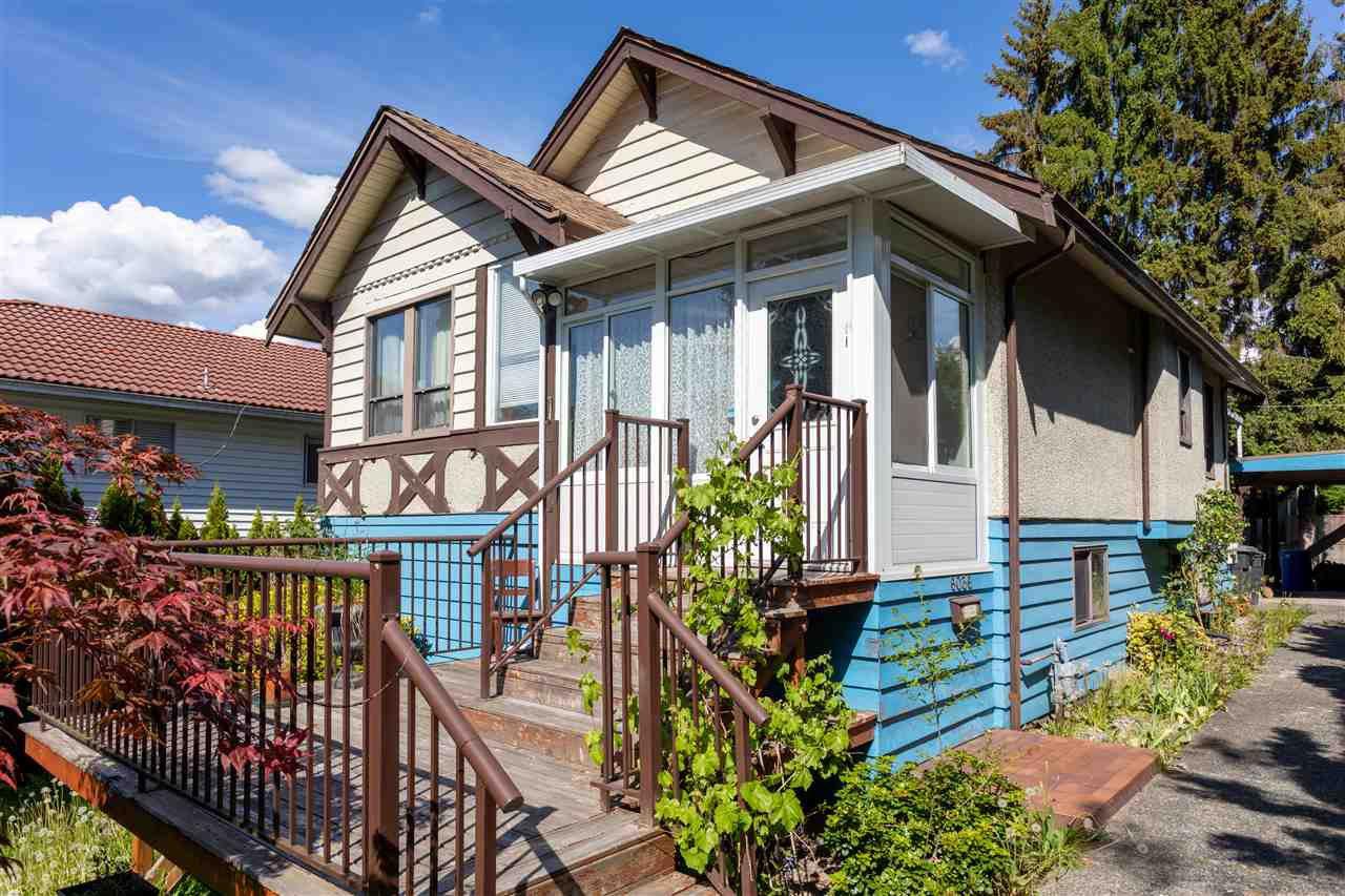 Main Photo: 6036 BRANTFORD Avenue in Burnaby: Upper Deer Lake House for sale (Burnaby South)  : MLS®# R2470384