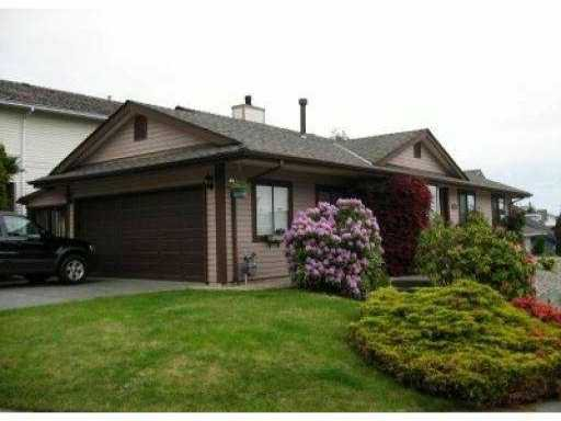 Main Photo: 2715 WESTLAKE Drive in Coquitlam: Coquitlam East House for sale : MLS®# V826894