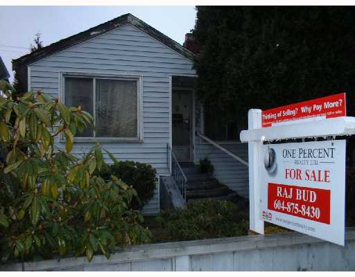 Main Photo: 5991 Victoria Drive in Vancouver: Killarney VE House for sale (Vancouver East)  : MLS®# V689493