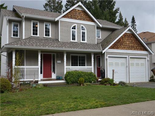 Main Photo: 2417 Selwyn Road in VICTORIA: La Thetis Heights Residential for sale (Langford)  : MLS®# 320331