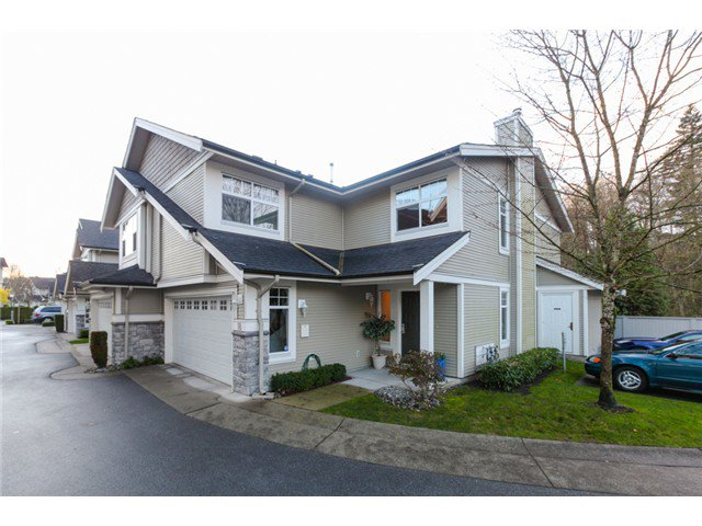 "Main Photo: 18 23343 KANAKA Way in Maple Ridge: Cottonwood MR Townhouse for sale in ""COTTONWOOD GROVE"" : MLS®# V1035578"