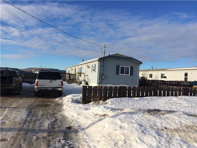 Main Photo: 10588 102ND Street: Taylor Manufactured Home for sale (Fort St. John (Zone 60))  : MLS®# N232889