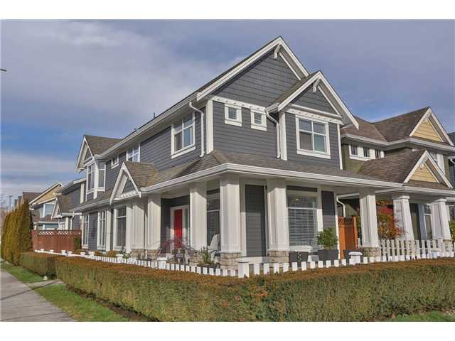 "Main Photo: 4471 GERRARD Place in Richmond: Steveston South House for sale in ""IMPERIAL LANDING"" : MLS®# V1045634"