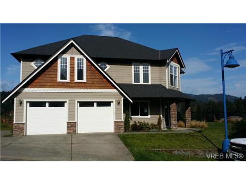 Main Photo: 3696 Ridge Pond Dr in VICTORIA: La Happy Valley House for sale (Langford)  : MLS®# 706642