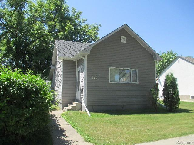Main Photo: 219 4th Avenue Northeast in DAUPHIN: Manitoba Other Residential for sale : MLS®# 1518527