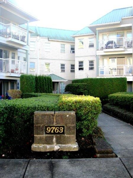 """Main Photo: 311 9763 140 Street in Surrey: Whalley Condo for sale in """"FRASER GATE"""" (North Surrey)  : MLS®# R2016839"""