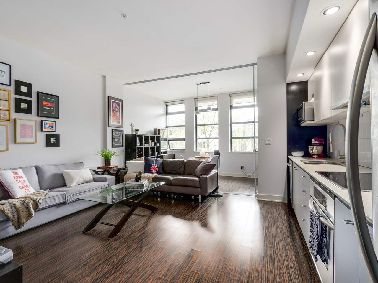 "Main Photo: 209 2851 HEATHER Street in Vancouver: Fairview VW Condo for sale in ""Tapestry"" (Vancouver West)  : MLS®# R2049809"