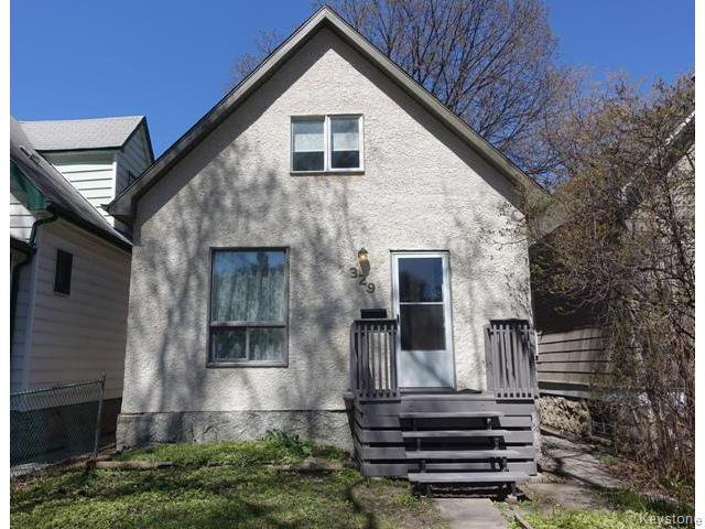 Main Photo: 329 Arnold Avenue in Winnipeg: Manitoba Other Residential for sale : MLS®# 1611121