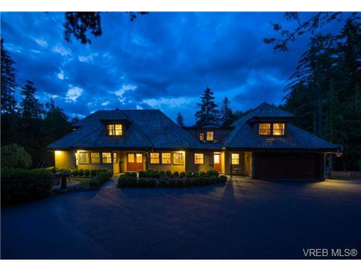 Main Photo: 1270 Mulberry Pl in NORTH SAANICH: NS Lands End House for sale (North Saanich)  : MLS®# 737130