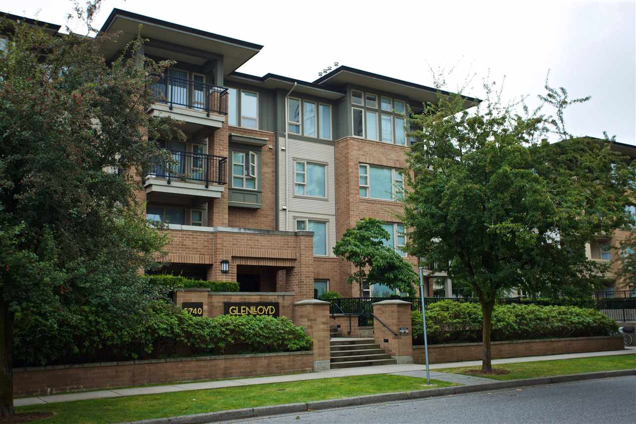 "Main Photo: 405 5740 TORONTO Road in Vancouver: University VW Condo for sale in ""GLEN LLOYED PARK"" (Vancouver West)  : MLS®# R2098395"