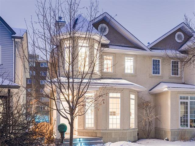 Main Photo: 430 15 Street NW in Calgary: Hillhurst House for sale : MLS®# C4103368