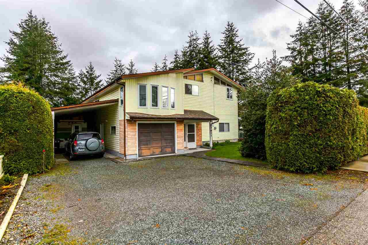 Main Photo: 27011 29 Avenue in Langley: Aldergrove Langley House for sale : MLS®# R2150710