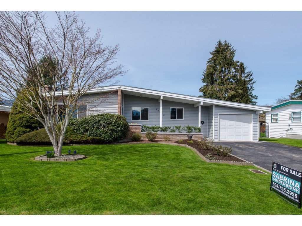 Main Photo: 46705 MACKEN Avenue in Chilliwack: Chilliwack N Yale-Well House for sale : MLS®# R2155535