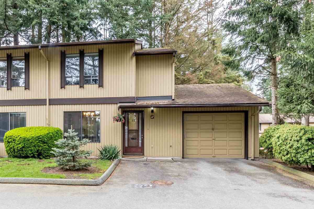 """Photo 1: Photos: 32 2998 MOUAT Drive in Abbotsford: Abbotsford West Townhouse for sale in """"Brookside Terrace"""" : MLS®# R2162196"""