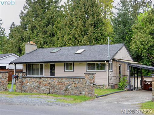 Main Photo: 2551 Selwyn Rd in VICTORIA: La Mill Hill Single Family Detached for sale (Langford)  : MLS®# 757999