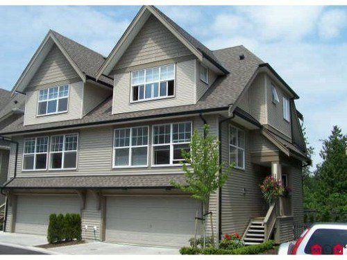 Main Photo: 26 8089 209TH Street in Langley: Home for sale : MLS®# F1010429