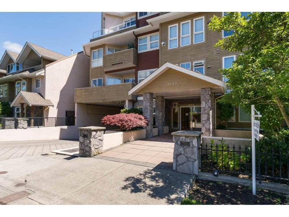 Main Photo: 406 1630 154 STREET in South Surrey White Rock: Home for sale : MLS®# R2088022