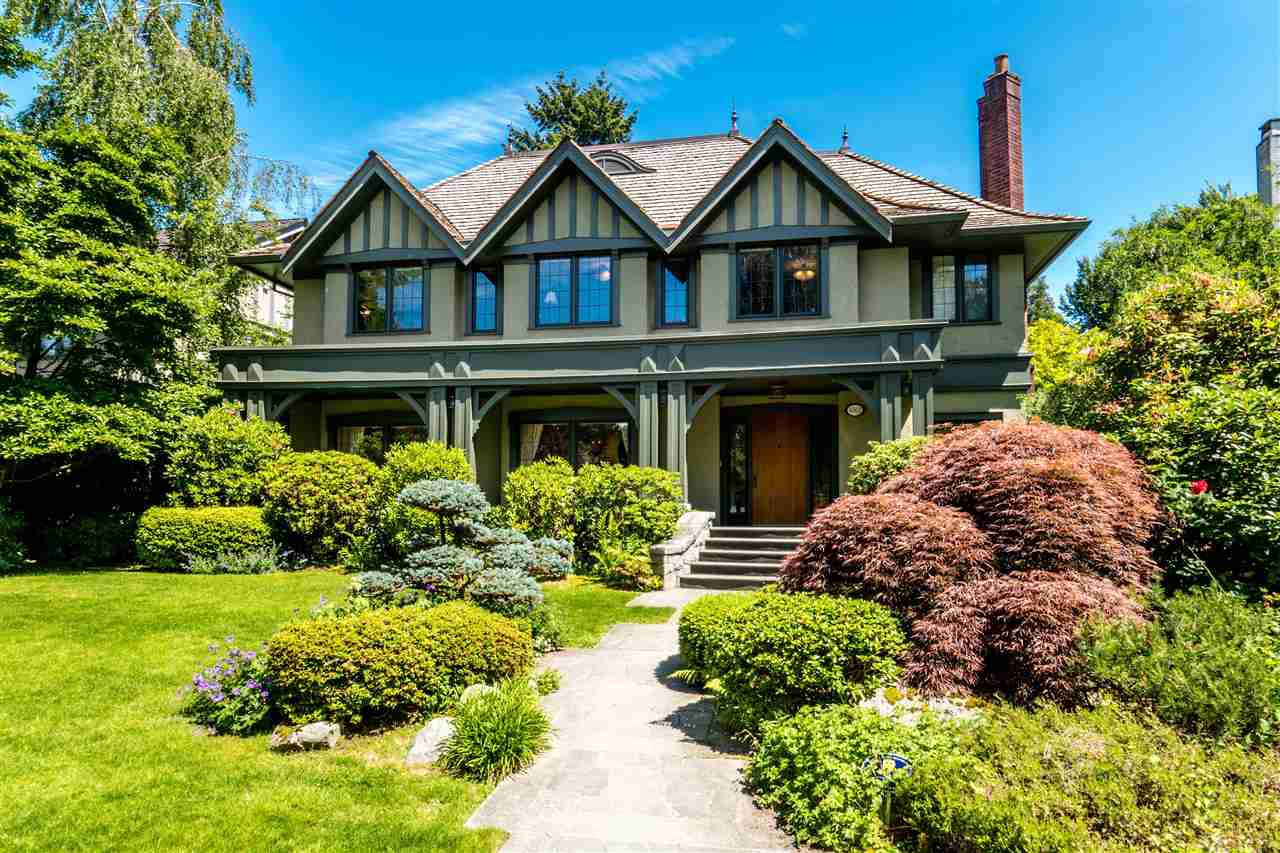 Main Photo:  in Vancouver: South Granville House for sale (Vancouver West)  : MLS®# R2177913