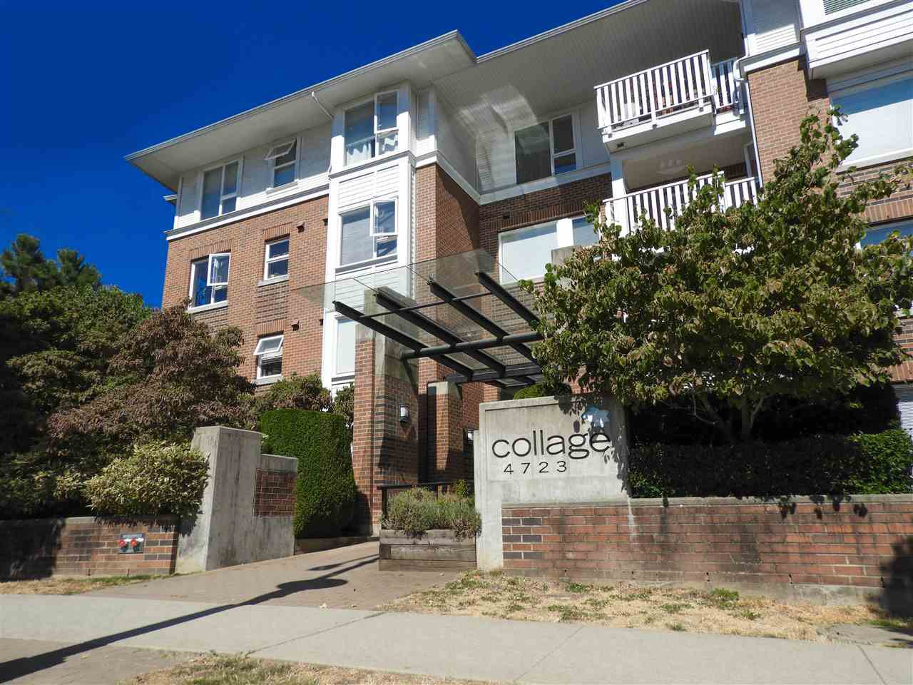 "Main Photo: 308 4723 DAWSON Street in Burnaby: Brentwood Park Condo for sale in ""COLLAGE BY POLYGON"" (Burnaby North)  : MLS®# R2202842"