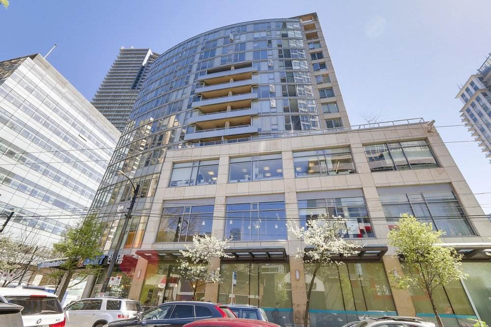 Main Photo: 608 822 SEYMOUR STREET in Vancouver: Downtown VW Condo for sale (Vancouver West)  : MLS®# R2200503