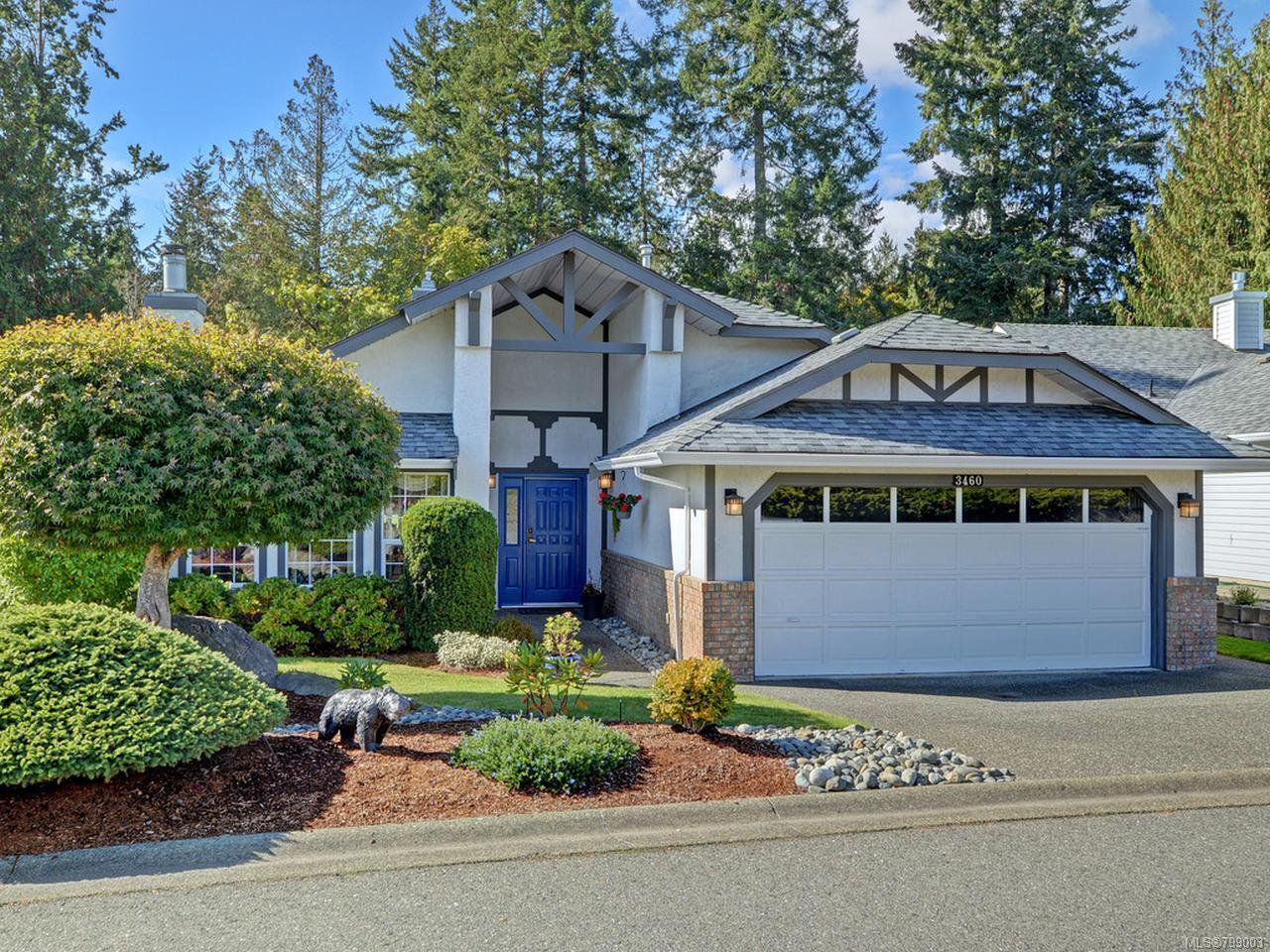 Main Photo: 3460 S Arbutus Dr in COBBLE HILL: ML Cobble Hill House for sale (Malahat & Area)  : MLS®# 799003