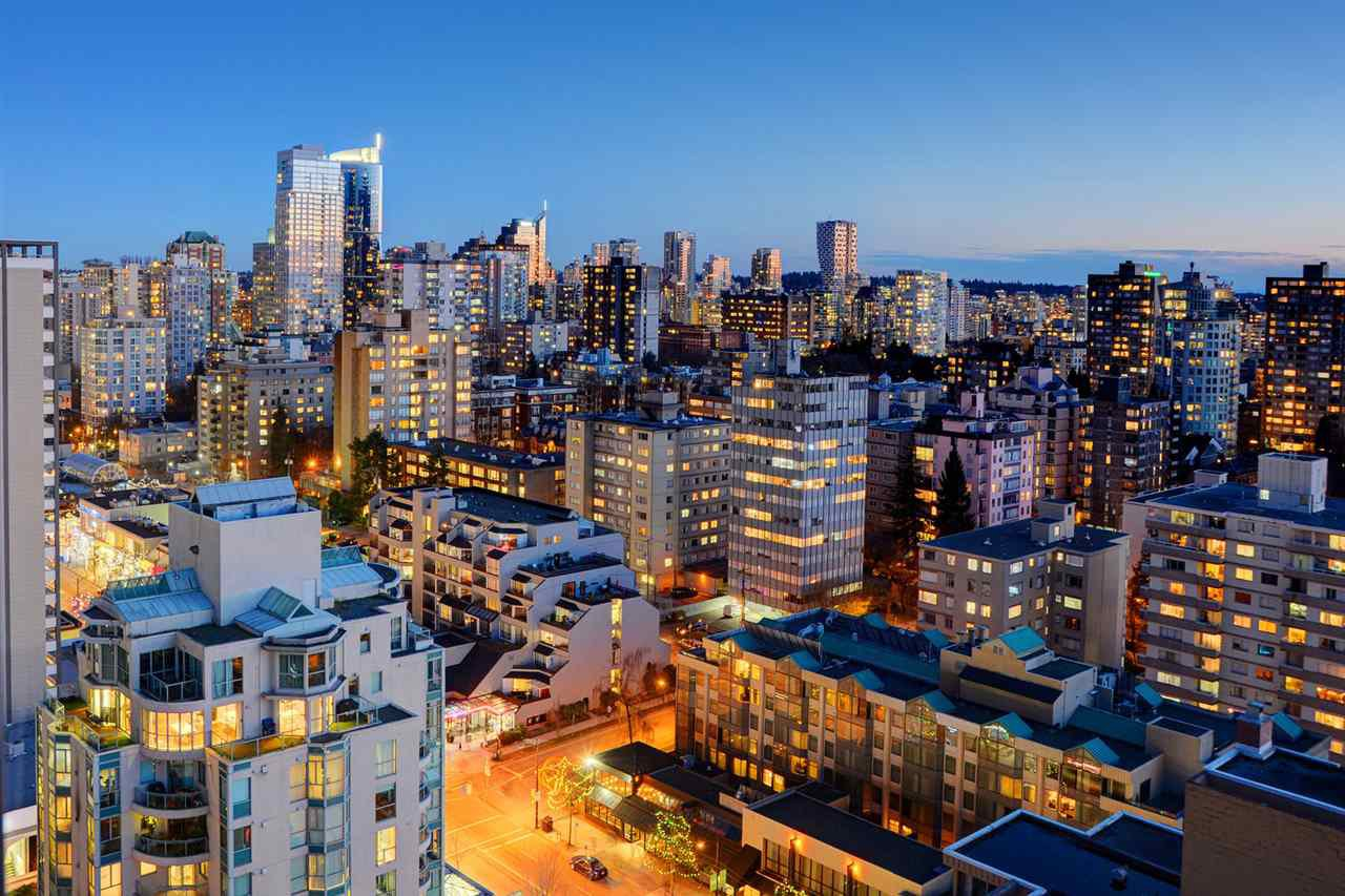 """Main Photo: 2304 738 BROUGHTON Street in Vancouver: West End VW Condo for sale in """"Alberni Place"""" (Vancouver West)  : MLS®# R2369101"""