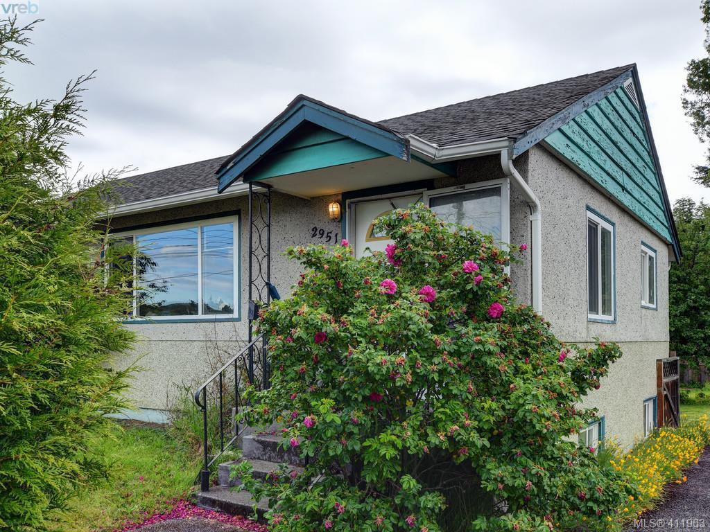 Main Photo: 2951 Cedar Hill Rd in VICTORIA: Vi Oaklands Single Family Detached for sale (Victoria)  : MLS®# 816786
