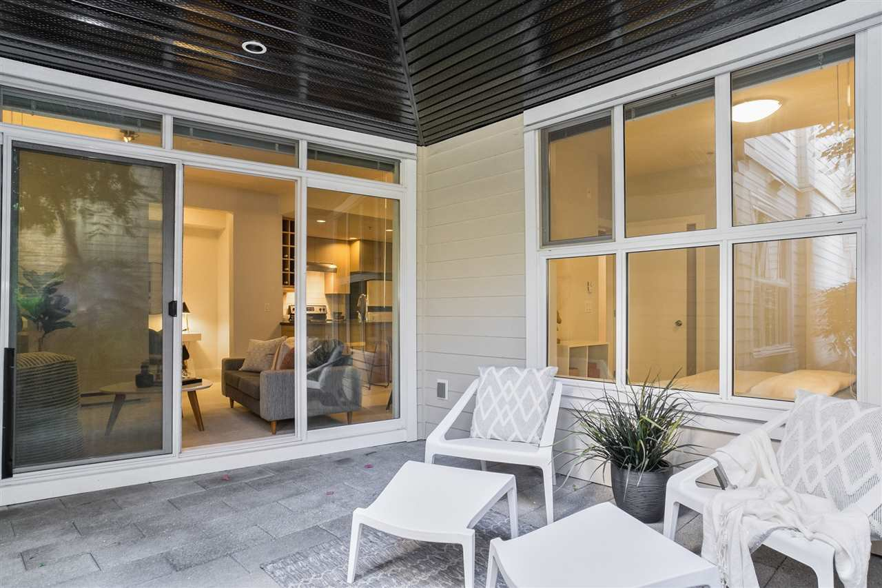 """Main Photo: 125 5928 BIRNEY Avenue in Vancouver: University VW Condo for sale in """"PACIFIC"""" (Vancouver West)  : MLS®# R2483911"""