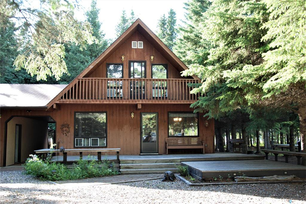 Main Photo: 218 R.A.C. Road, Evergreen Acres, Turtle Lake in Evergreen Acres: Residential for sale : MLS®# SK834911