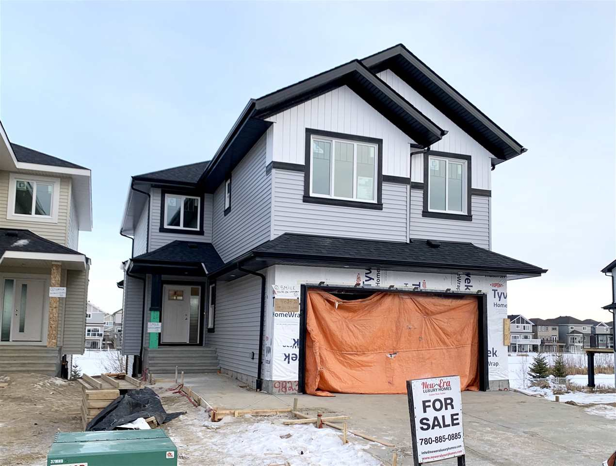 Main Photo: 9823 223 Street NW in Edmonton: Zone 58 House for sale : MLS®# E4224215