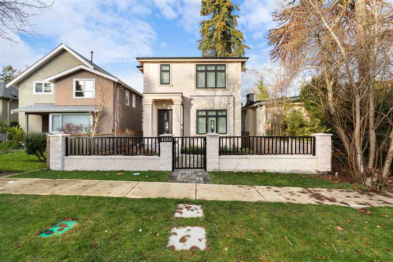 Main Photo: 4453 W 14TH Avenue in Vancouver: Point Grey House for sale (Vancouver West)  : MLS®# R2527680
