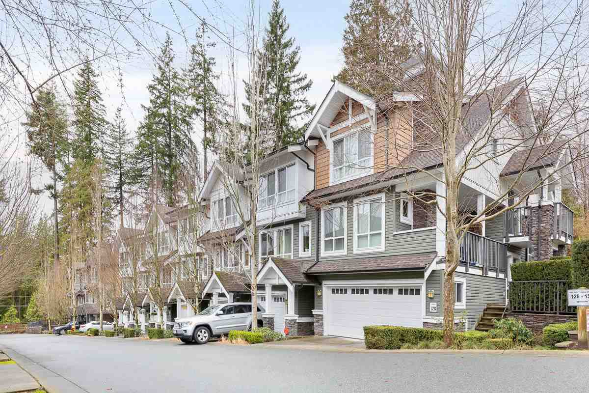 "Main Photo: 132 1460 SOUTHVIEW Street in Coquitlam: Burke Mountain Townhouse for sale in ""CEDAR CREEK"" : MLS®# R2528006"