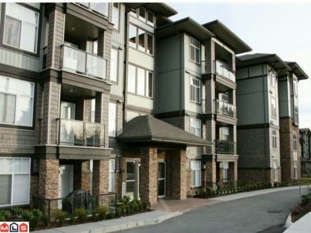 "Main Photo: 201 2068 SANDALWOOD Crescent in Abbotsford: Central Abbotsford Condo for sale in ""THE STERLING"" : MLS®# F1105650"