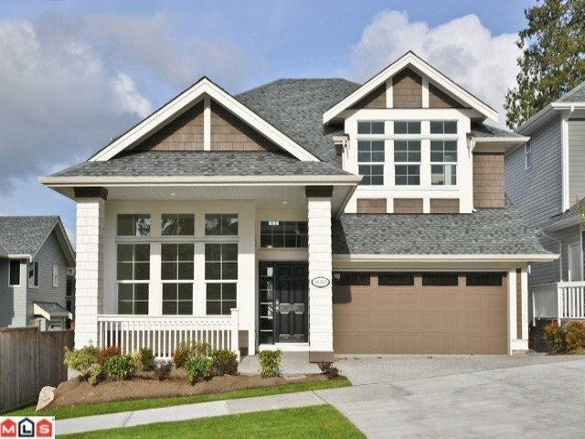 "Main Photo: 16355 60A Avenue in Surrey: Cloverdale BC House for sale in ""Vista's West"" (Cloverdale)  : MLS®# F1127051"