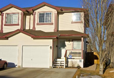 Main Photo: 9140 - 166 Avenue in Edmonton: House Half Duplex for sale (Eaux Claires)  : MLS®# E3285209