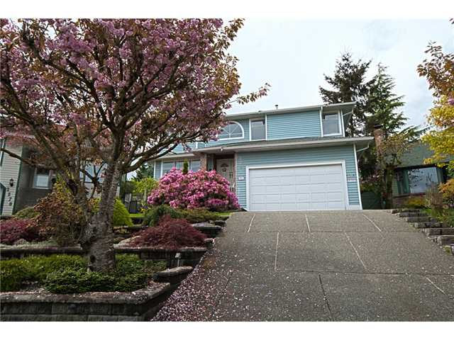 Main Photo: 2284 RAMPART Place in Port Coquitlam: Citadel PQ House for sale : MLS®# V947618