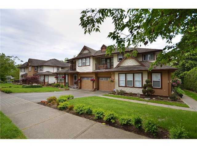 Main Photo: 6 1290 LAVAL Square in Coquitlam: Maillardville Condo for sale : MLS®# V925300