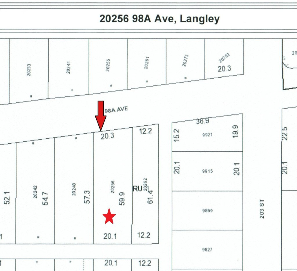 Main Photo: 20256 98A Avenue in Langley: Walnut Grove Land for sale