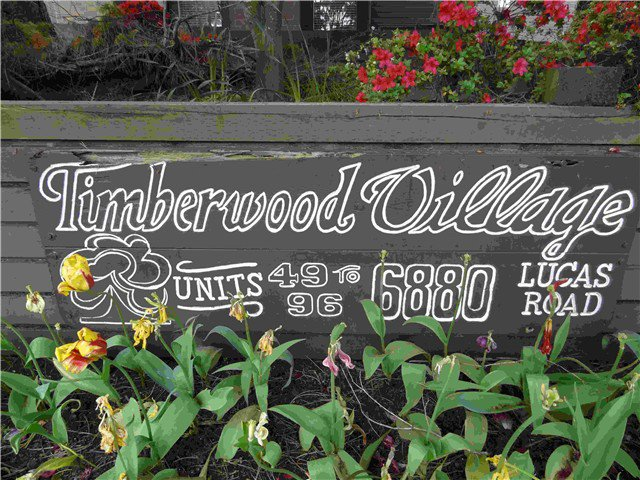 Main Photo: # 67 6880 LUCAS RD in Richmond: Woodwards Condo for sale : MLS®# V1007619